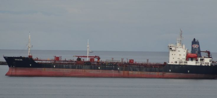 Tanker Stacia (IMO 8517047)