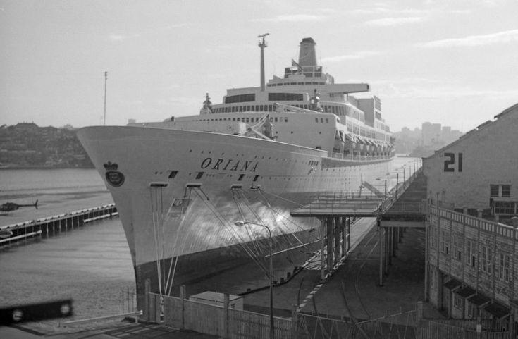 Oriana at 21 Pyrmont Wharf, Sydney