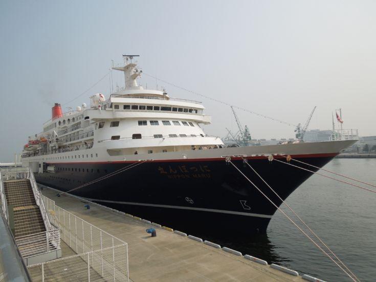 Nippon Maru at Kobe