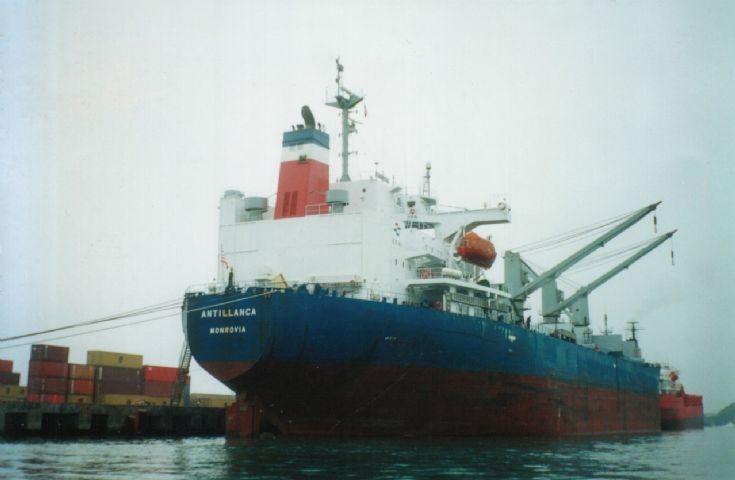 Bulk carrier Antillanca