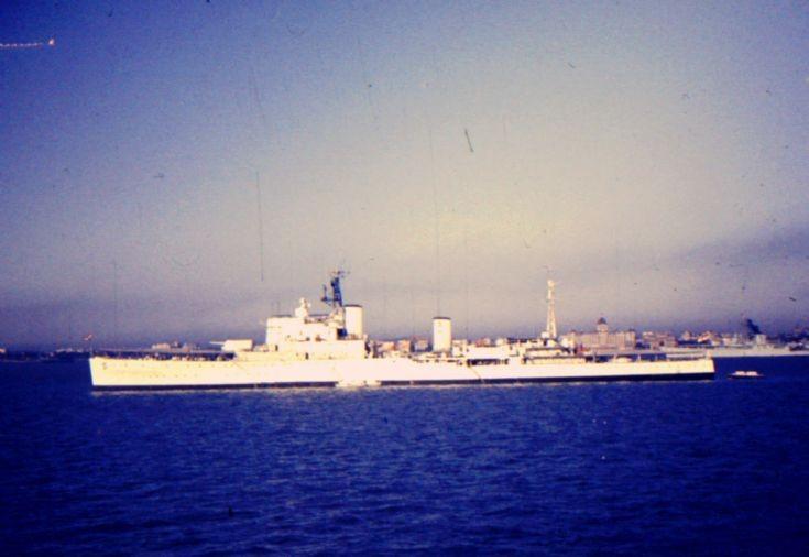 cruiser I.N.S. 'Mysore'