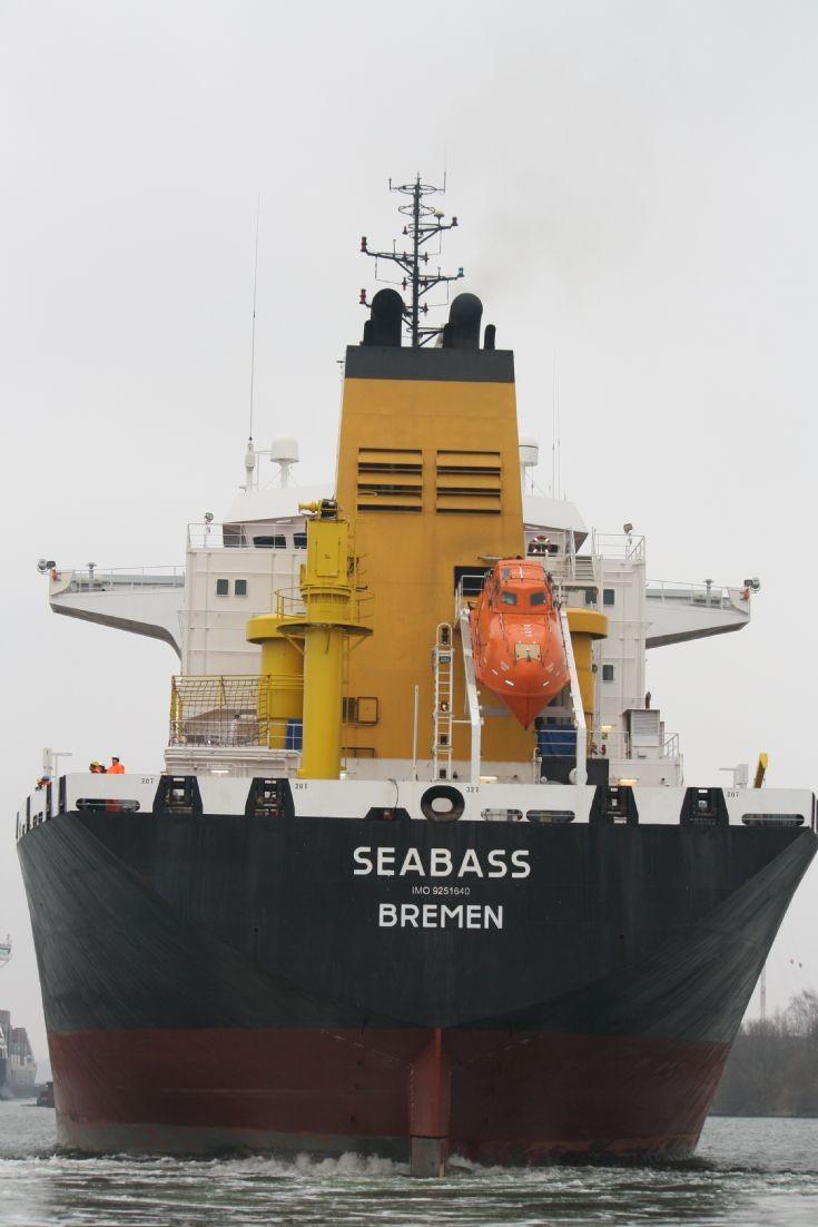 SEABASS at Kiel Canal
