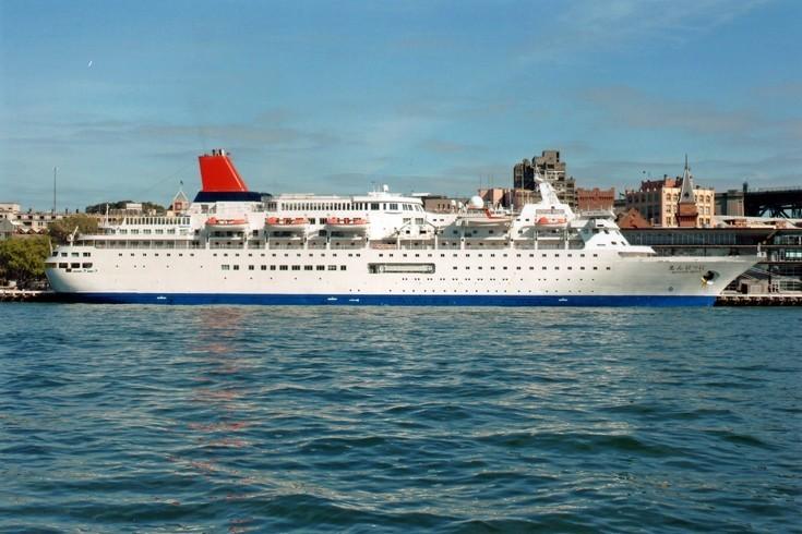 Nippon Maru at Sydney