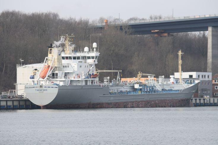 TARNFORS at Nord Estee Kanal