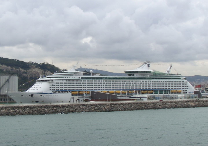 Ships And Harbours Photos  Cruise Ship Voyager Of The