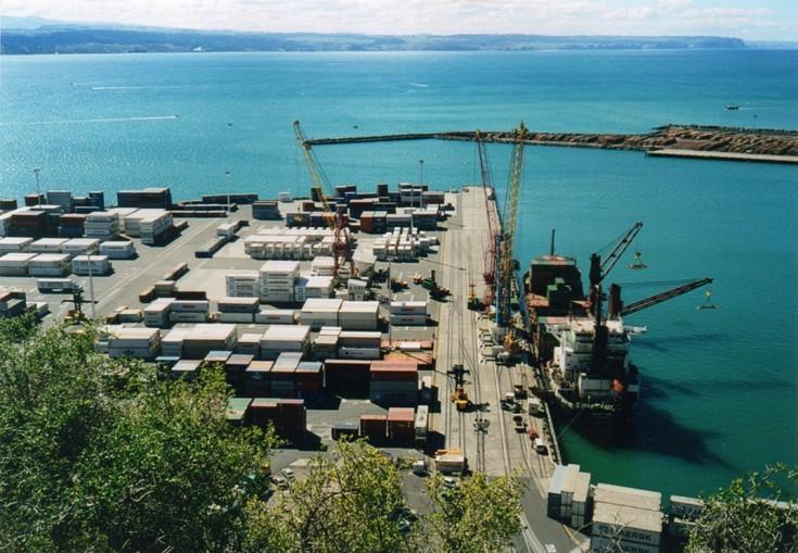 Container vessel Kokopo Chief