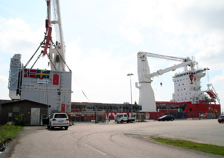 HHL Richards Bay at Arendal, Gothenburg