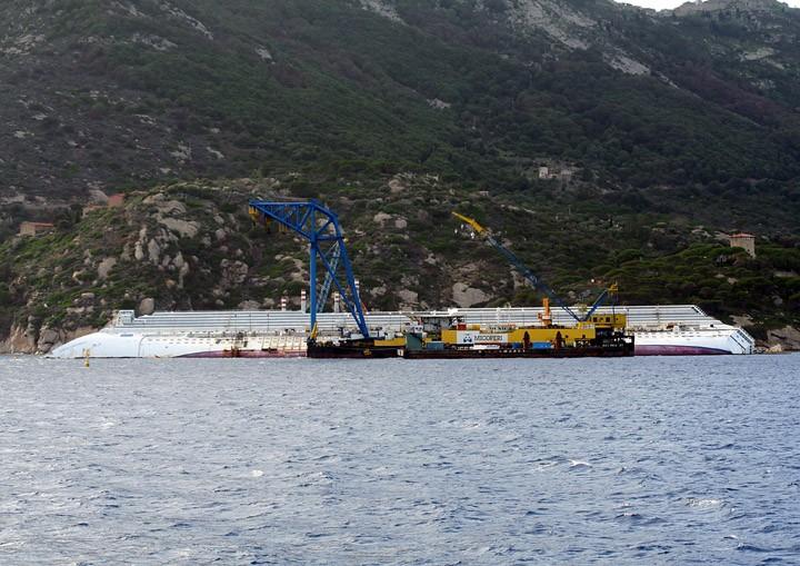 Costa Concordia - a tragic disaster, Part 1 of 5