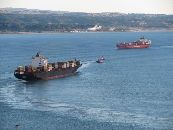 MSC England & Bahia