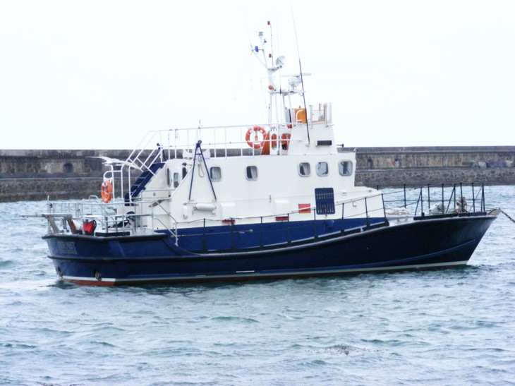 Former Lifeboat Seven Type