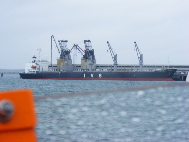 Bulk carrier IVS Kingfisher