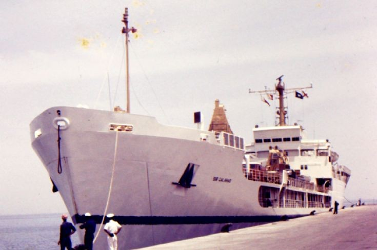 British LSL 'Sir Galahad' of 1966 (2)