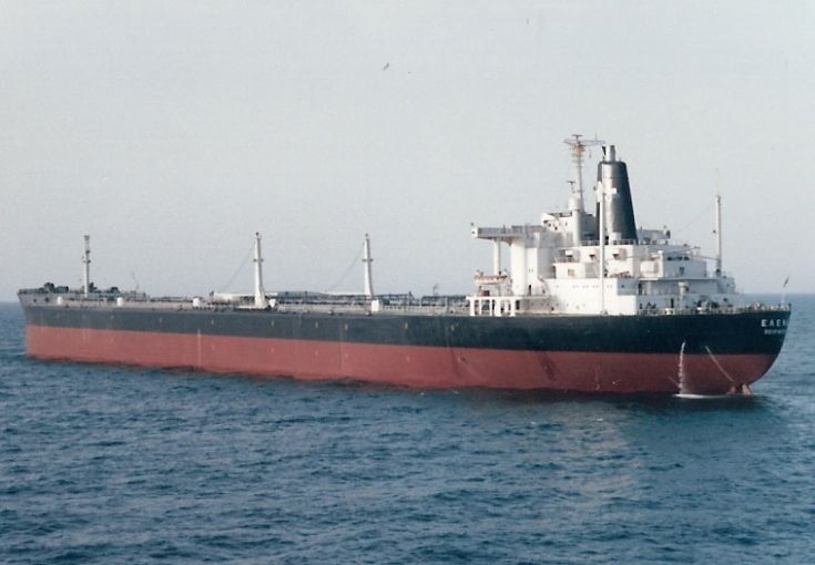 Greek tanker 'Elena' of 1969
