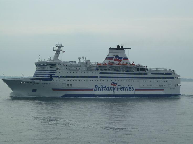 Brittany Ferries Bretagne