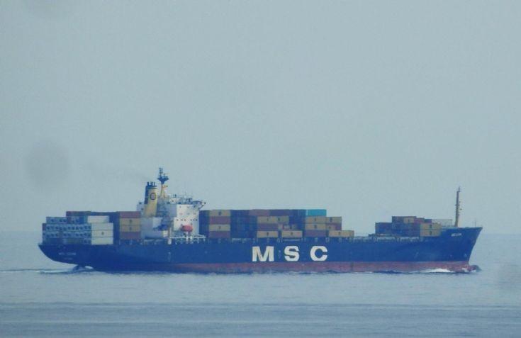 MSC Levina - Egypt