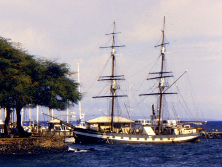 Maui tourist attraction 'Carthaginian II'