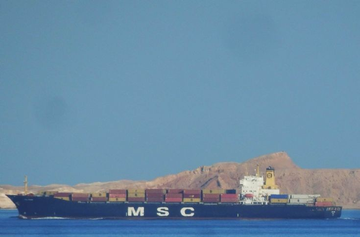 MSC Didem - Egypt