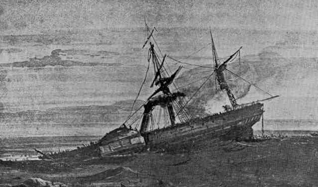 HM Troopship Birkenhead 1852