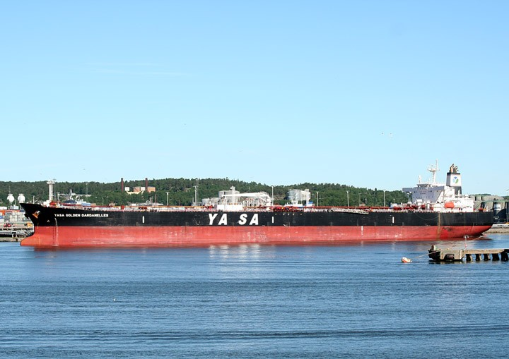 Yasa Golden Dardanelles at Skarvikshamn