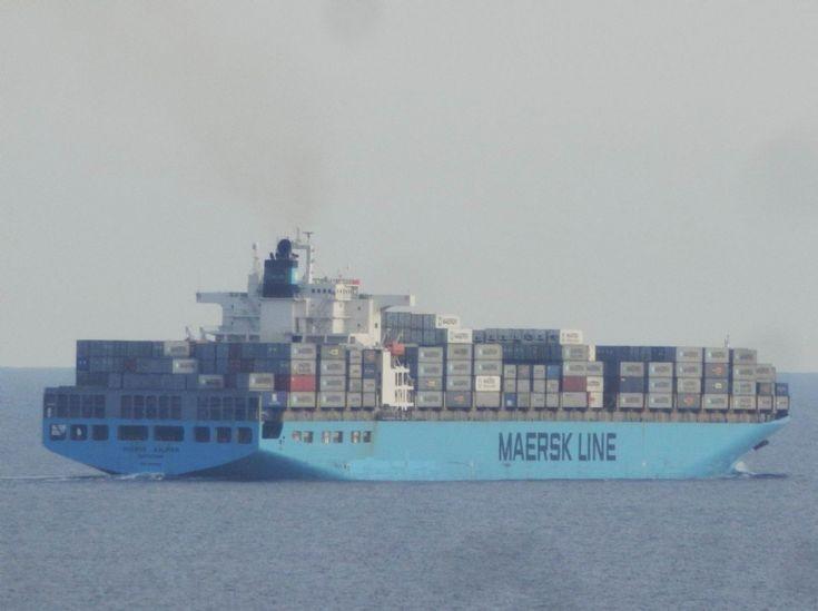 Maersk Kalmar - Egypt