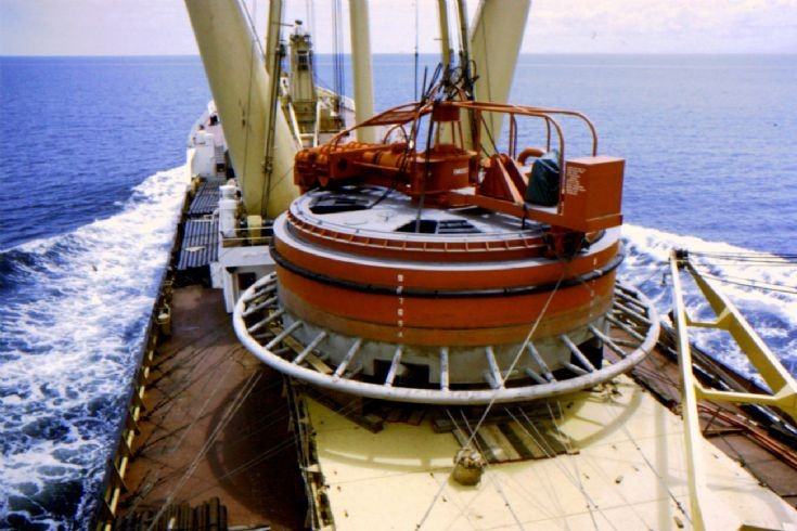 'Amra' - a heavy lift