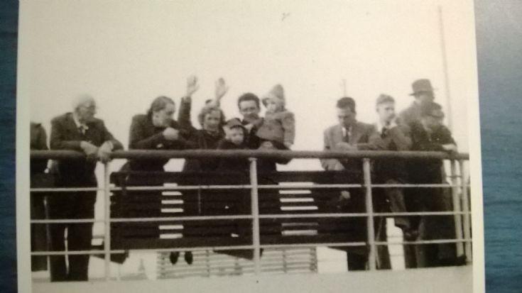 SS Statendam Maiden Voyage