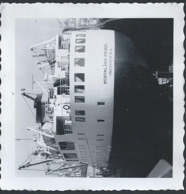 Drydock Feb. 1966