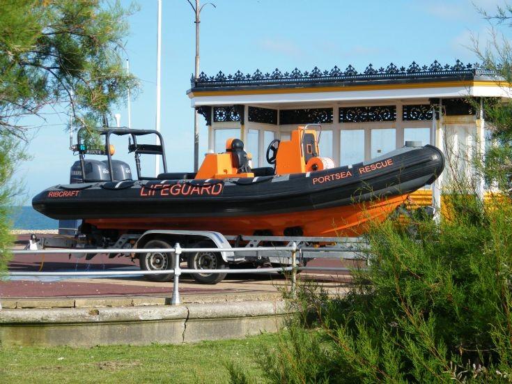 The Portsea Rescue Boat 2016