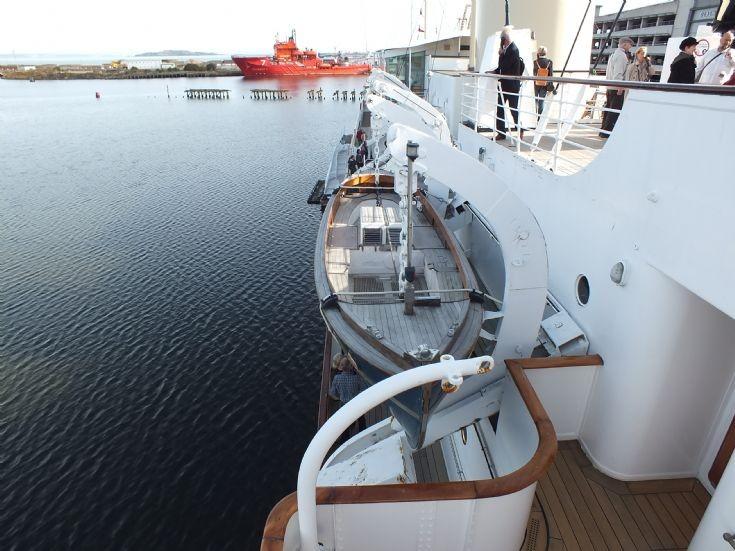 HM Yacht Britannia