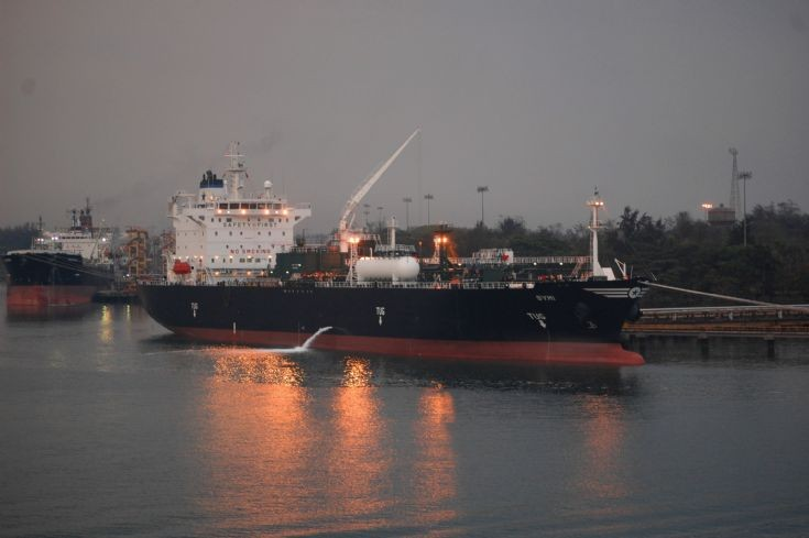 Tanker SYMI