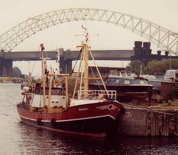 ON THE SHIP CANAL