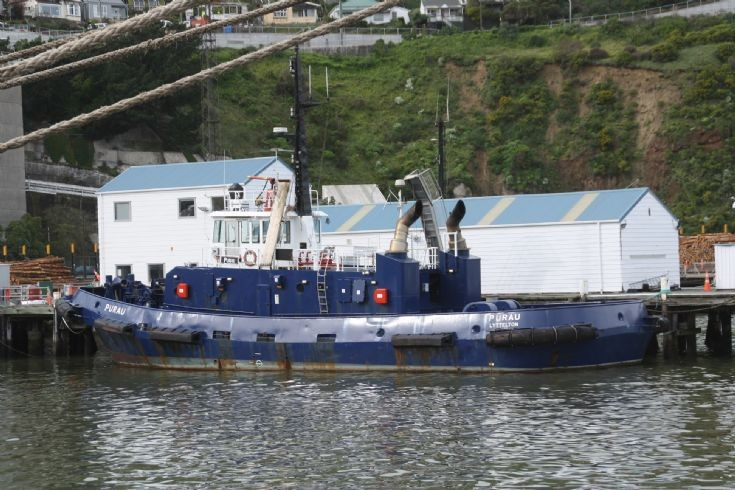 tugboat PURAU