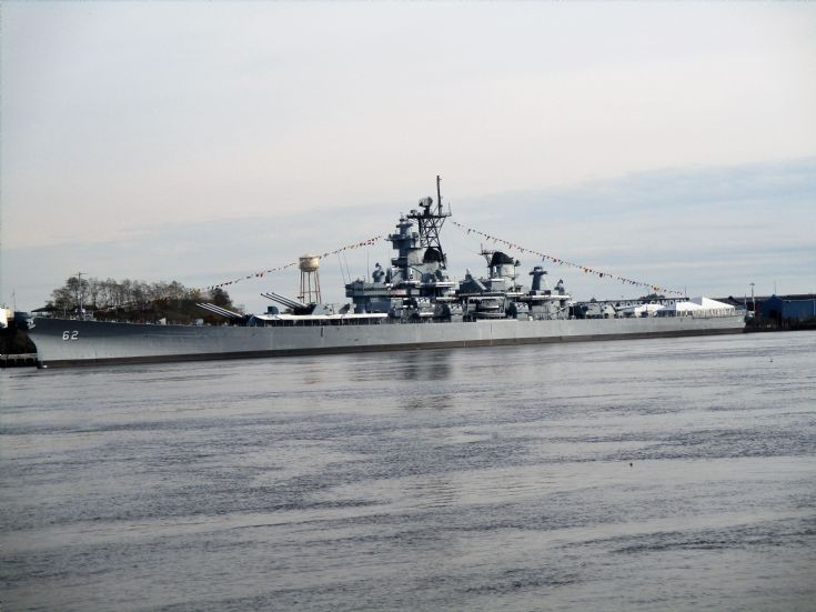 Mitchell Libby 2017 USS New Jersey . USA