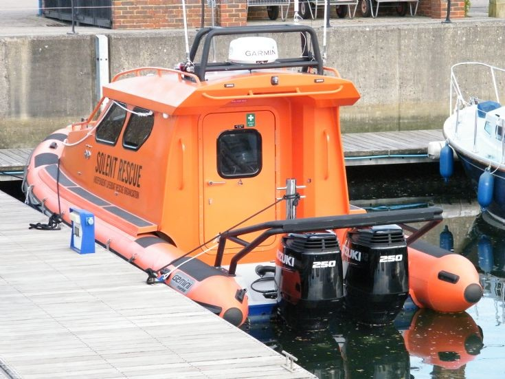 Solent Rescue Independent Lifeboat Hythe