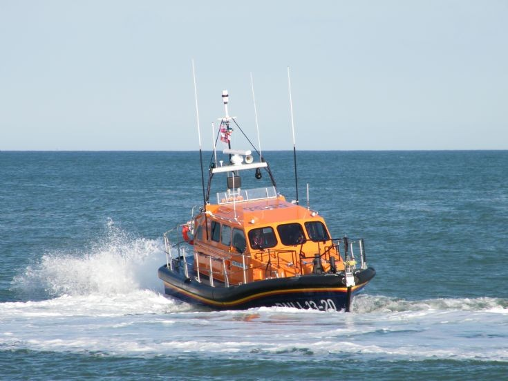 Selsey RNLI Lifeboat West Sussex