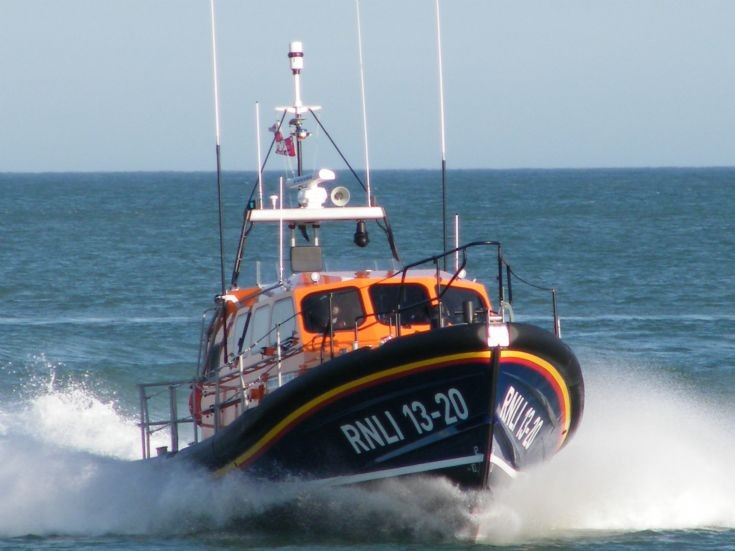 Selsey Shannon Class Lifeboat