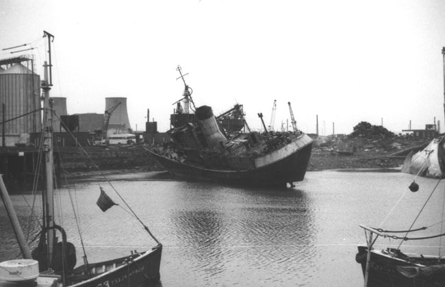 Death of a Ship