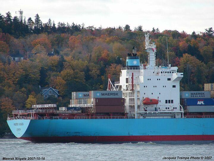 Maersk Niigata