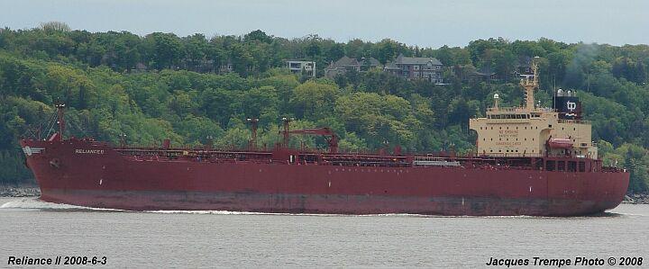 Tanker Reliance II