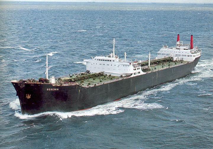 Shell Tanker ss. Serenia