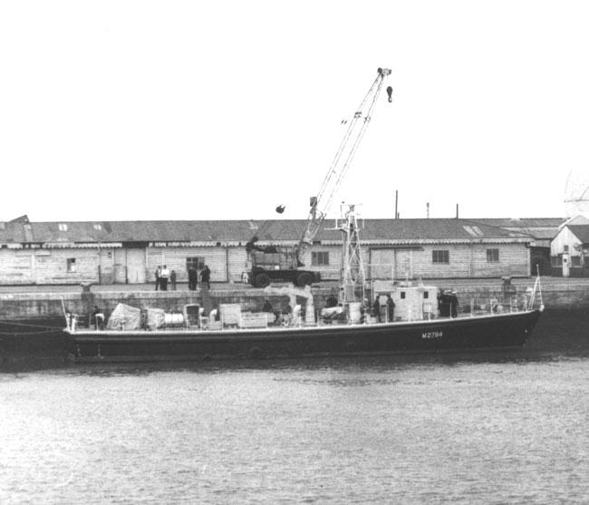 HMS Puttenham