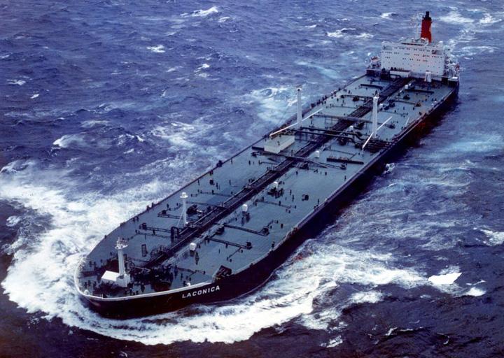 Tanker ss. Laconica
