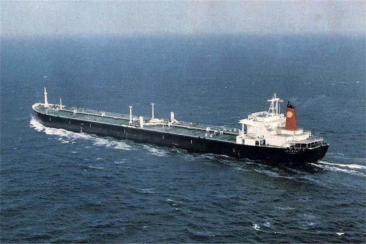 Tanker ss. Latirus