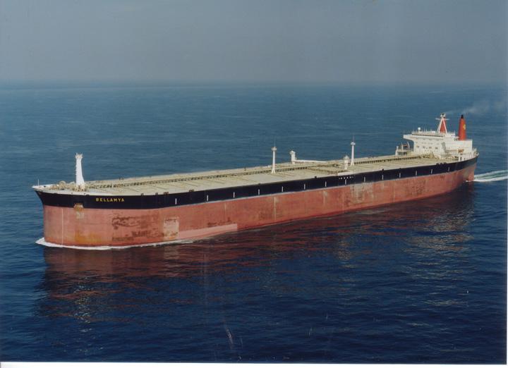 Tanker ss. Bellamya