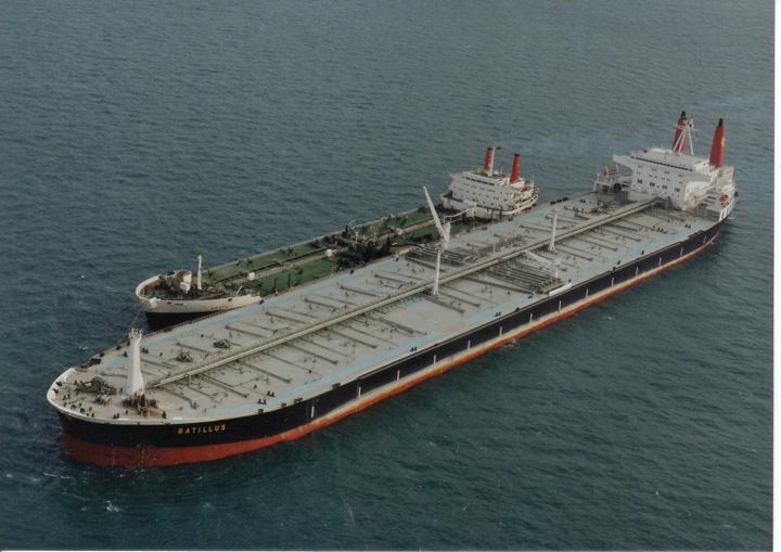 Tanker ss. Batillus