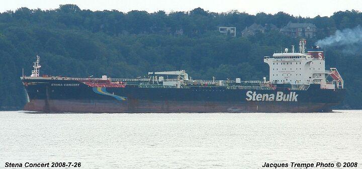 Tanker Stena Concert