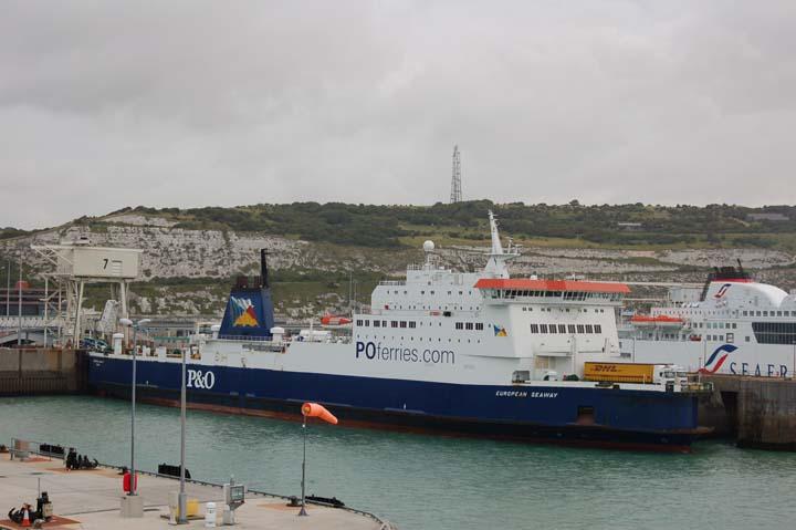 European Seaway in Dover