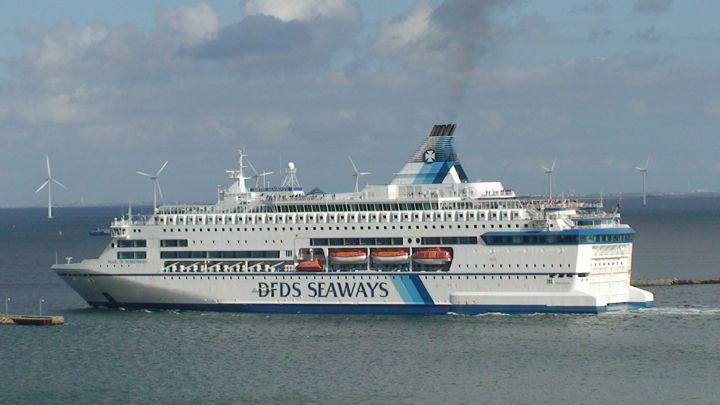 DFDS Seaways Pearl of Scandinavia