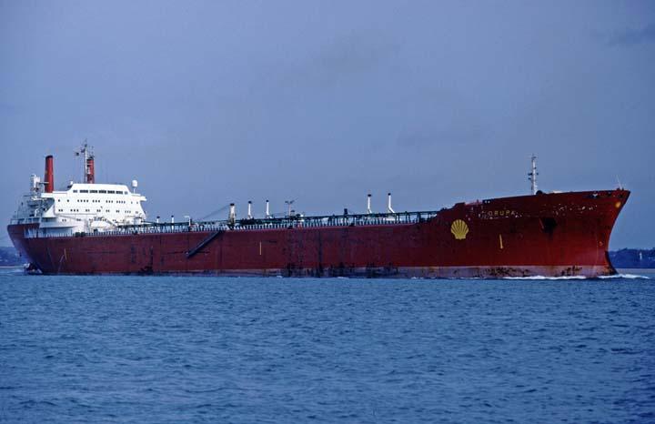 Shell Tanker Drupa