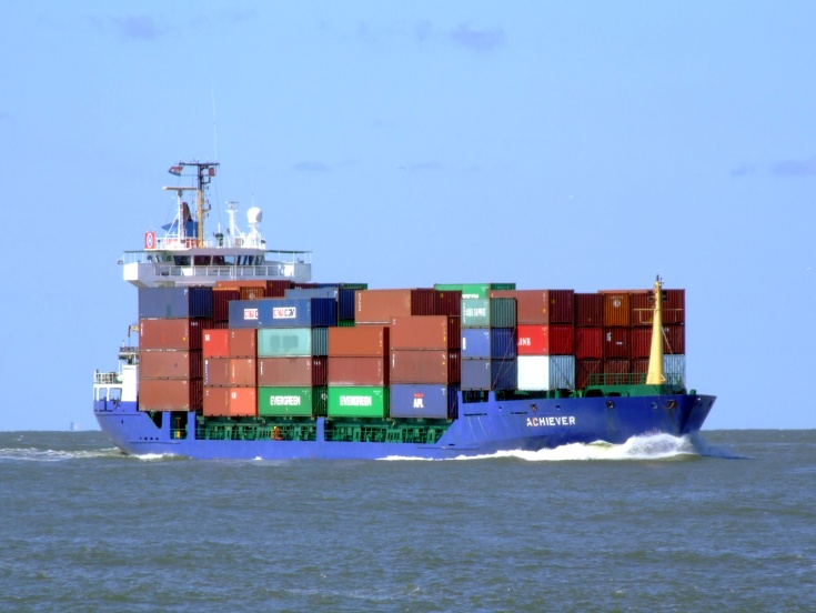 Container ship Achiever